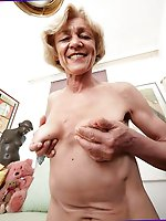 Sweet mature moms enjoying sex