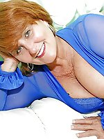 Amateur mature prostitute taking off her clothes