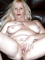 Sensual MILFs get undressed