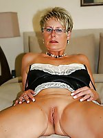 Cock hungry mature mommies for any taste