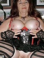 Dissolute aged damsels playing alone