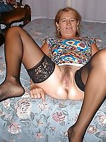 Dissolute mature lass with giant breasts