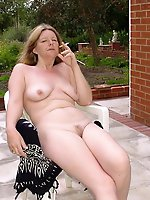 Concupiscent mature housewife for any taste